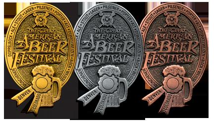 GABF Medals