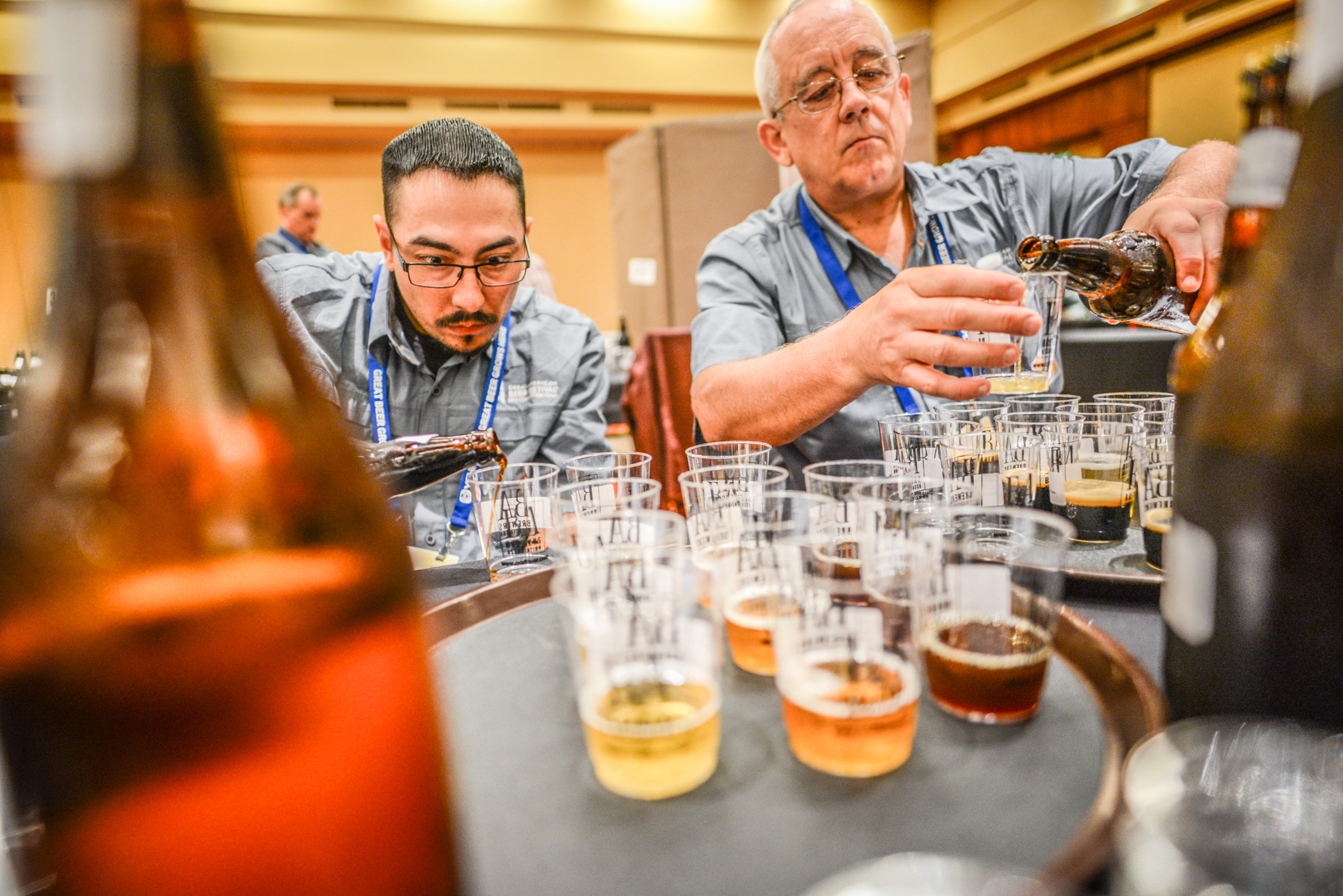 Minnesota craft brewers win medals at great american beer for Mankato craft beer expo