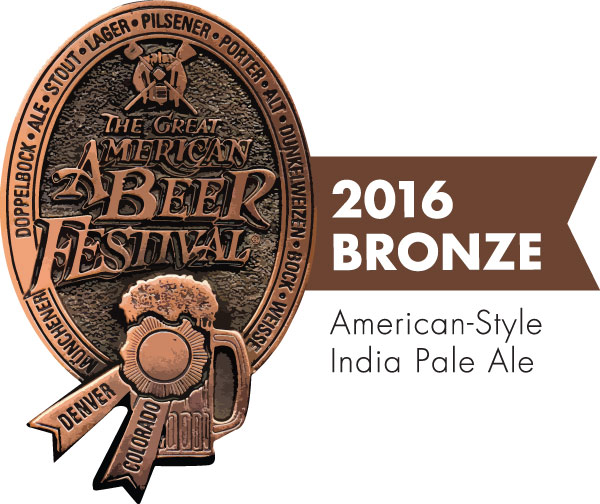 Great American Beer Festival Bronze Award
