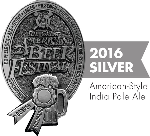 Great American Beer Festival Silver Award