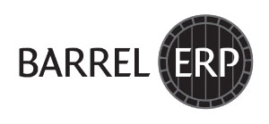 Barrel ERP Logo