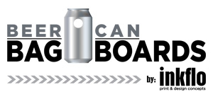 Beer Can Bag Boards