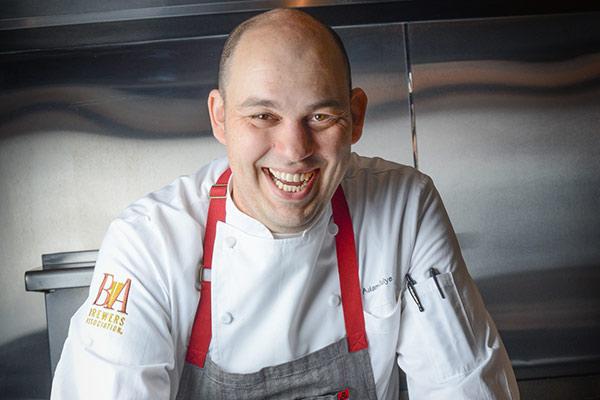 Chef Adam