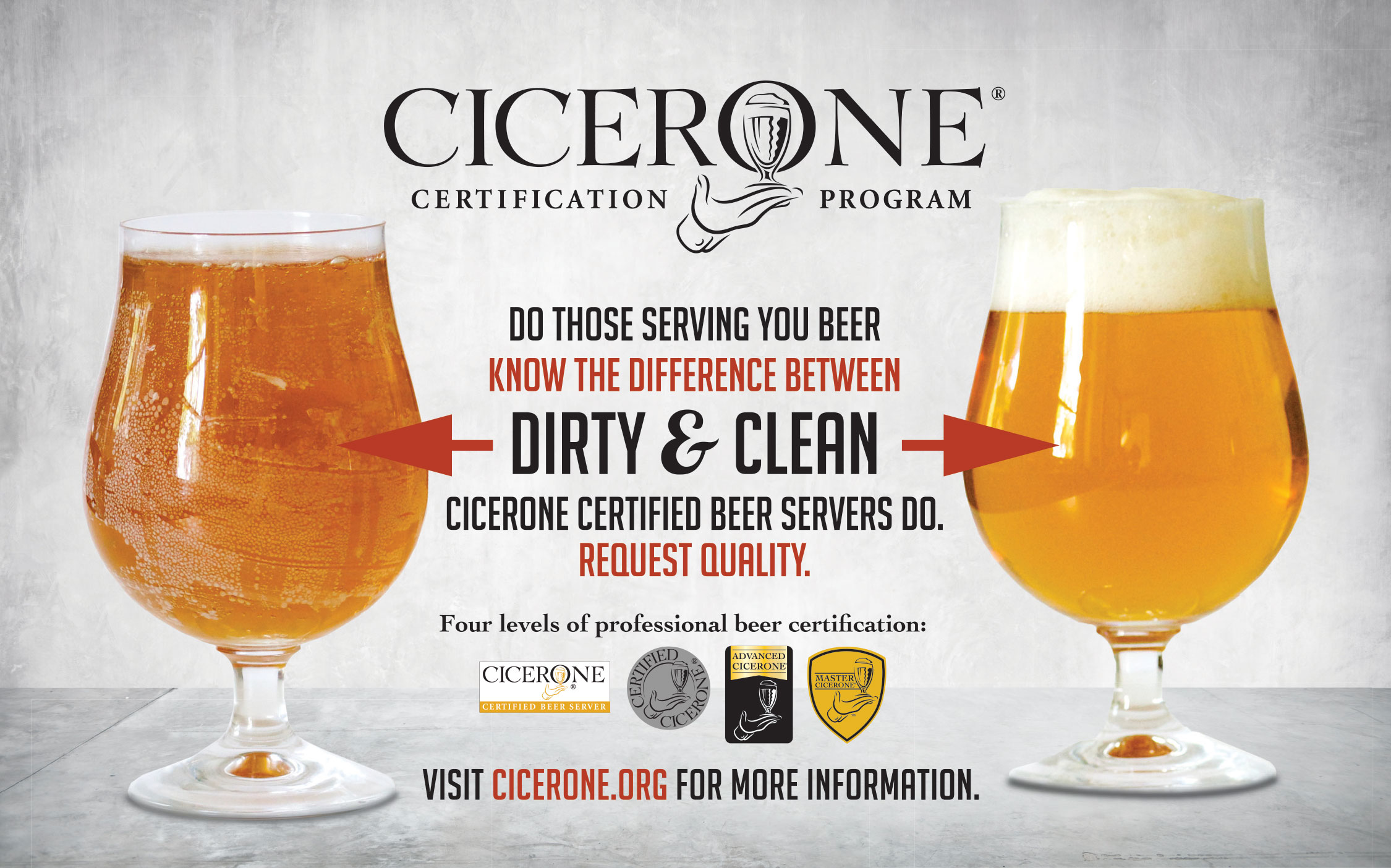 2016 virtual inserts great american beer festival cicerone certification program xflitez Image collections
